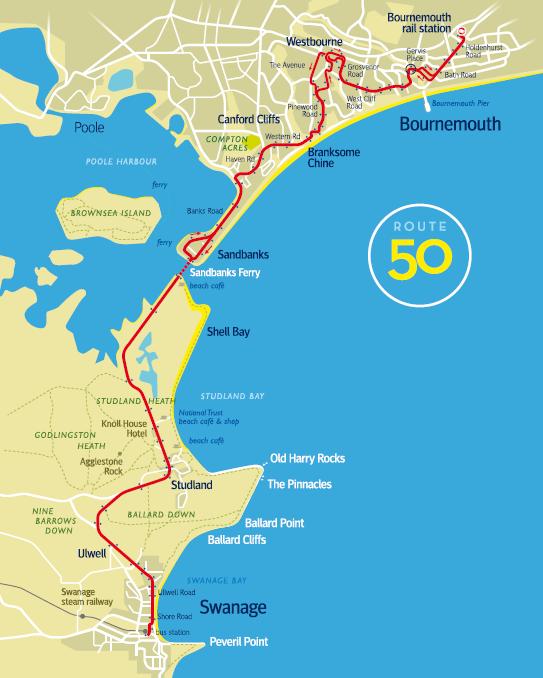 Poole England Map.Swanage Via The Purbeck Breezer Chris Sue S Excellent Adventures