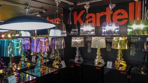 Kartell rue du bac paris chris sue 39 s excellent adventures - Kartell boutique paris ...