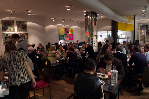 Restaurant Kitchen Gallery Paris ze kitchen galerie, paris | chris & sue's excellent(?) adventures