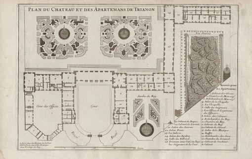 trianon plan