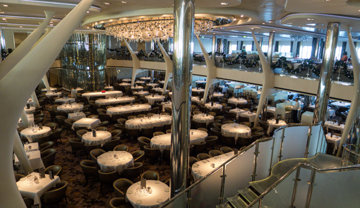 No Dynamic Dining on Oasis Class - Royal Caribbean ...