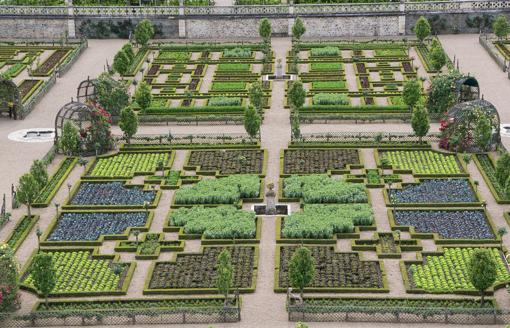 Chateau Et Jardins De Villandry Chris Sue S Excellent Adventures