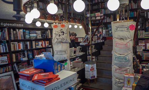 Bookstore Librairie Biarritz Chris Sues Excellent Adventures